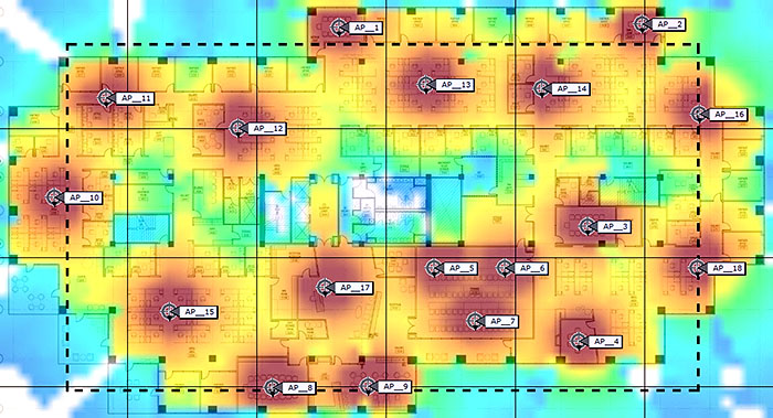 RF-Map