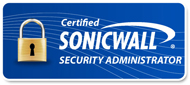 Sonicwall CSSA Logo