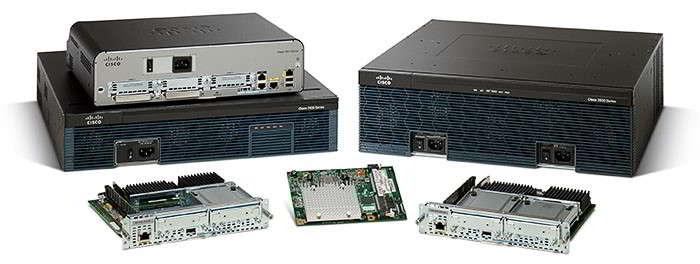 Cisco ISR