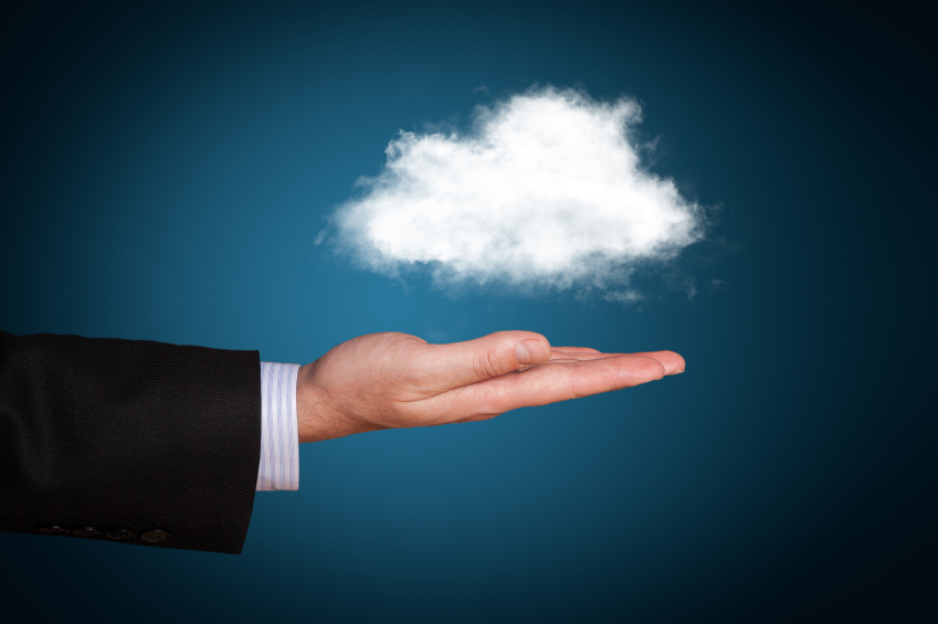 Holding on to cloud computing